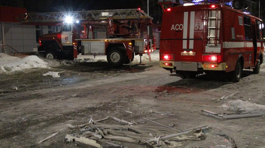 В Татарстане по факту взрыва в жилом доме возбудили несколько уголовных дел