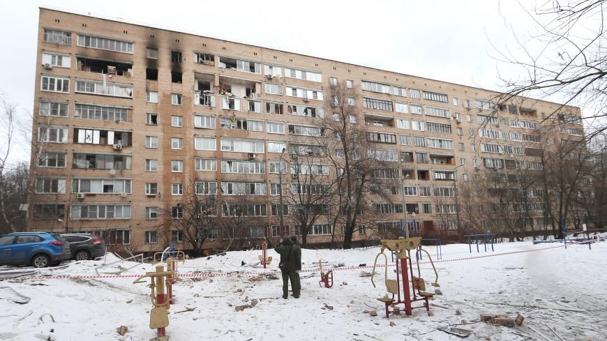 Взрыв в Химках: спасательные работы завершены