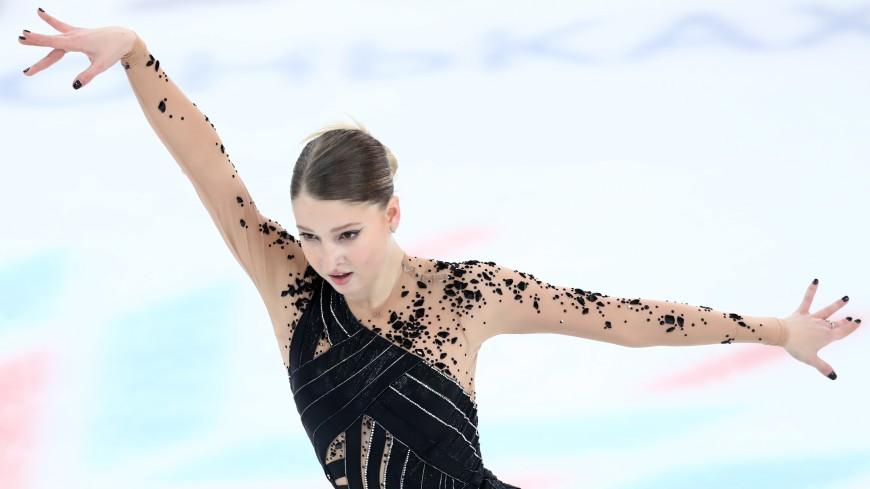 Российская фигуристка Мария Сотскова дисквалифицирована на 10 лет