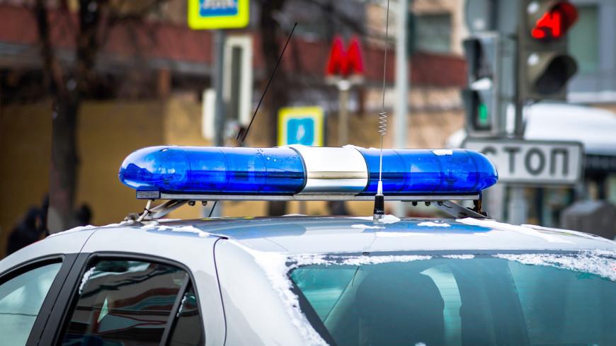 В Санкт-Петербурге произошло ДТП с полицейской машиной: трое пострадавших