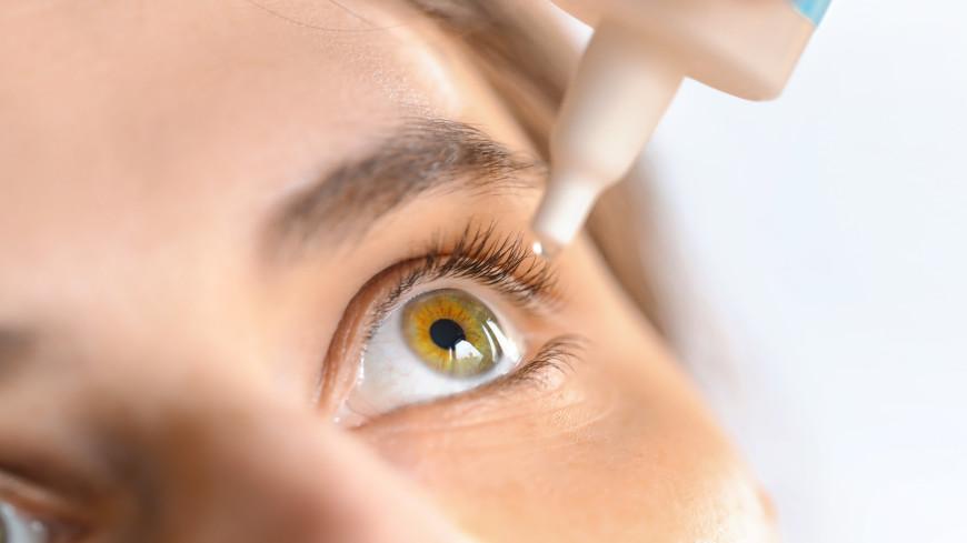 Поллиноз и солнце: как защитить глаза весной