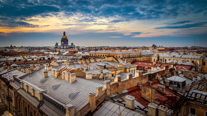 Во дворах Капеллы в Санкт-Петербурге появятся ангелы-музыканты