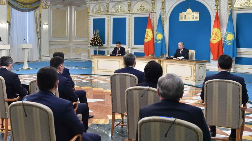 Токаев: Казахстан готов направить Кыргызстану партию лекарств в качестве гумпомощи