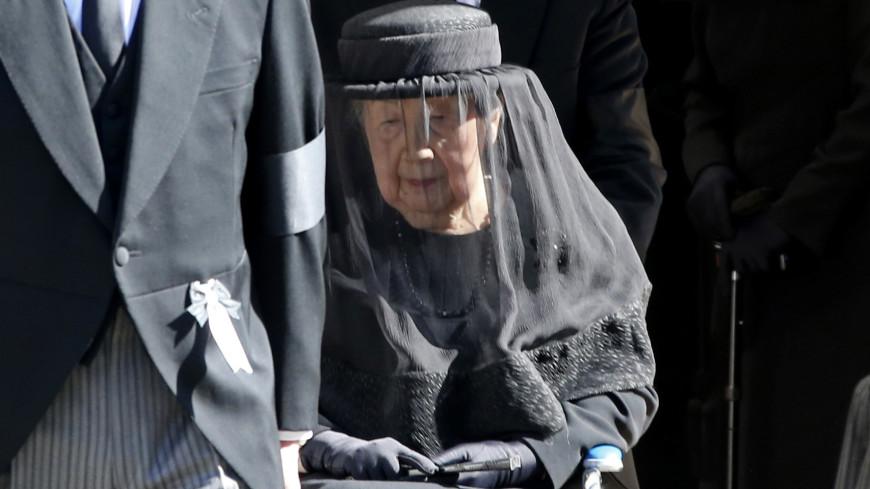 В Японии госпитализирована принцесса Юрико Микаса