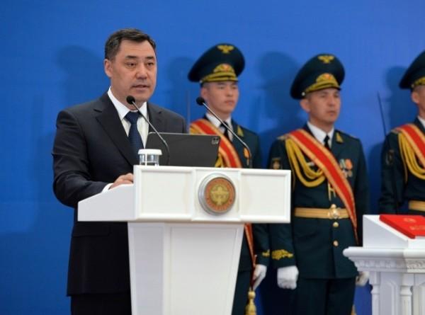 Жапаров призвал правительство увеличить экспорт и обеспечить защиту бизнеса