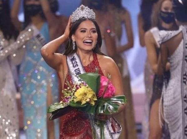 Конкурс красоты «Мисс Вселенная – 2020» выиграла Андреа Меса из Мексики