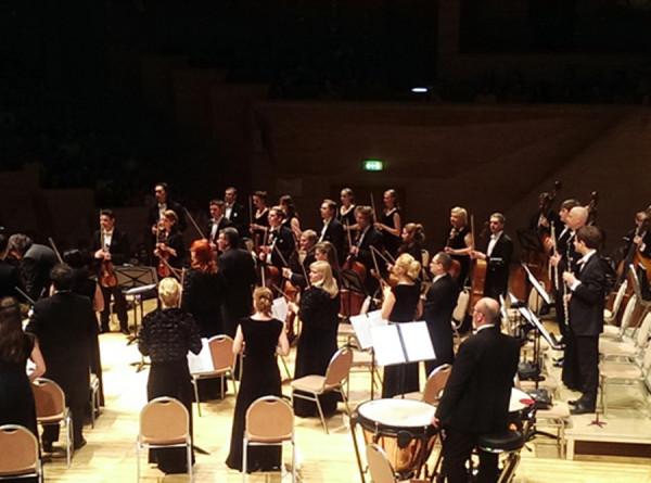 Пасхальный фестиваль: оркестр Мариинского театра дал в Москве два концерта