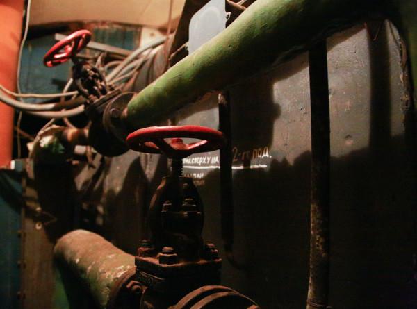 В центре Петербурга прорвало трубу с кипятком (ФОТО)