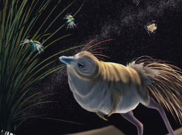 Ученые изучили останки пустынного динозавра с ночным зрением