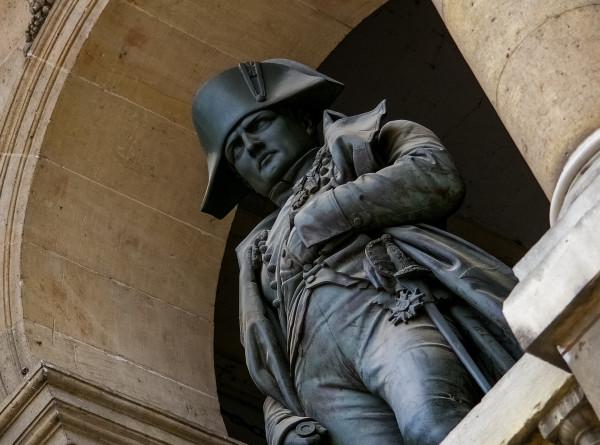 Памятная церемония: 200 лет назад умер Наполеон Бонапарт