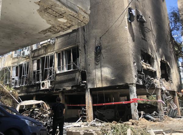 Ближневосточное противостояние: Израиль нанес новые удары по объектам в секторе Газа