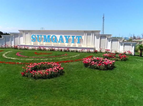 Сумгаит – город стекла на берегу моря