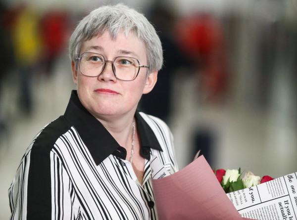Встреча чемпионки: в Уфу вернулась шашистка Тамара Тансыккужина