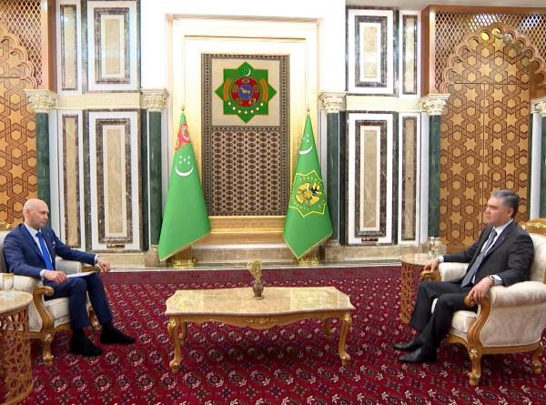 Эксклюзивное интервью президента Туркменистана Гурбангулы Бердымухамедова телерадиокомпании «Мир»