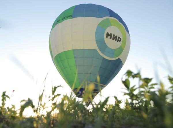 Гости авиафестиваля поднялись в небо на воздушном шаре «Мира» (ФОТО)