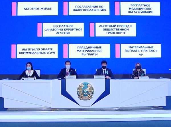 Герои войны: в Казахстане осталось 665 ветеранов Великой Отечественной