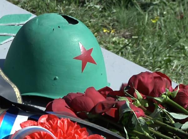 В Ингушетии с почестями захоронили останки 44 воинов Красной армии