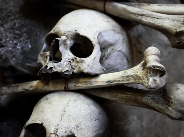 В Африке найдена самая древняя человеческая могила с останками ребенка