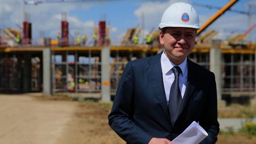 Бывший вице-губернатор Мордовии Меркушкин задержан в аэропорту Шереметьево