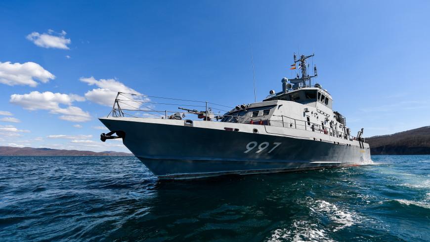 Во Владивостоке отмечают 290-летие Тихоокеанского флота