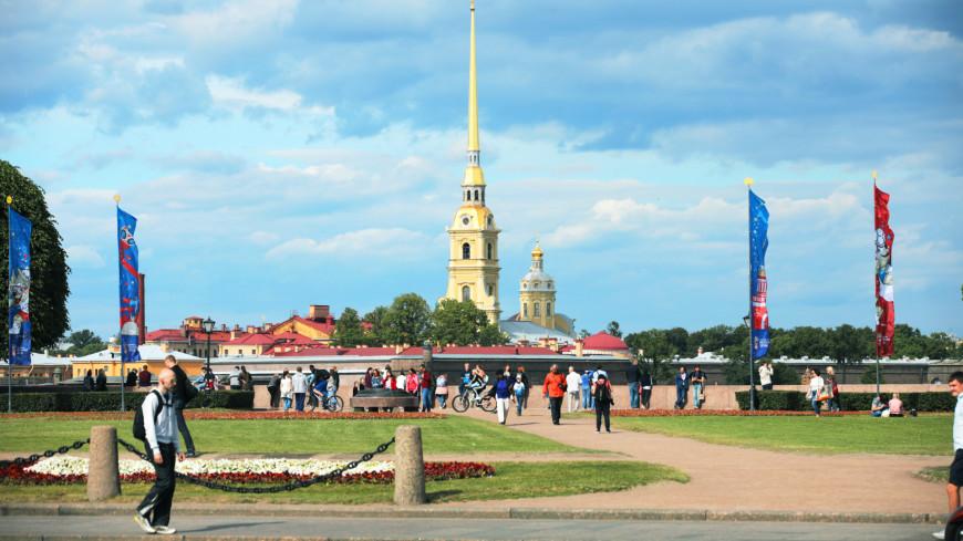 Санкт-Петербург достопримечательности