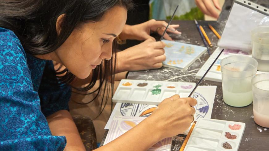 В Центральном выставочном зале «Манеж» прошла первая Московская международная культурная выставка «Здравствуй, Италия!».,рисунок, художник, рисование, картина, творчество,рисунок, художник, рисование, картина, творчество