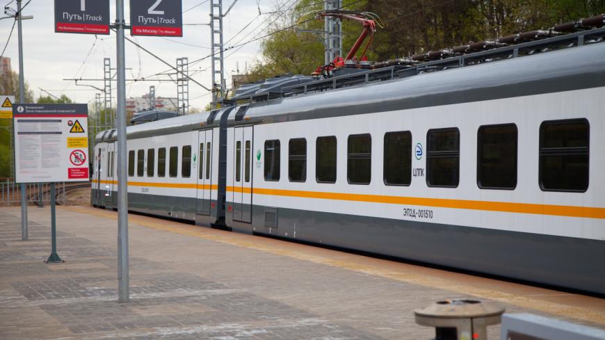 Платформу «Москва-Сортировочная» Киевского направления МЖД переименуют с 21 мая