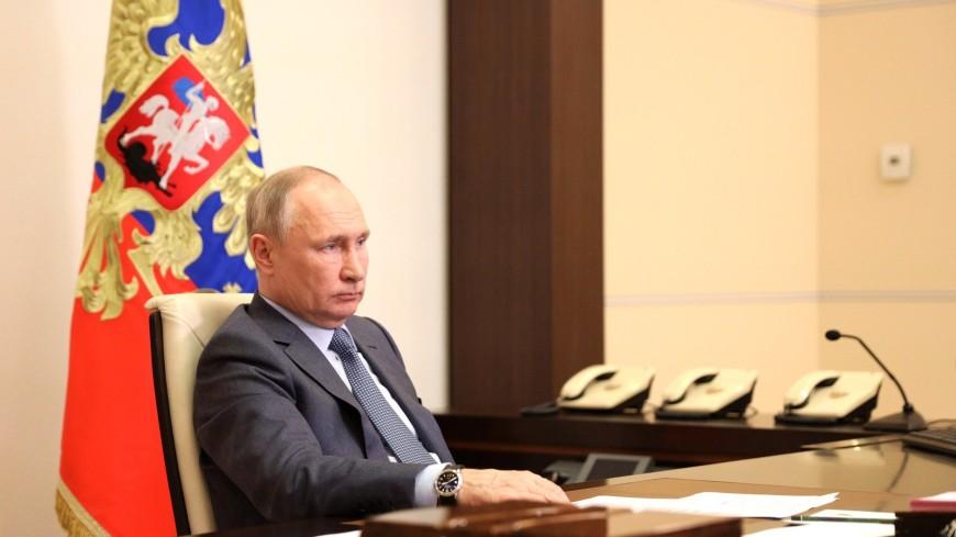 Путин поручил ужесточить требования к владению оружием в России