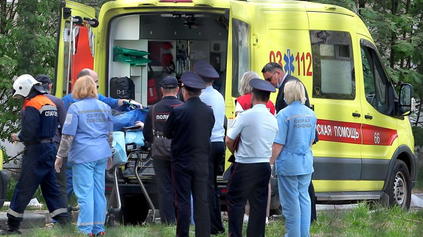 Число погибших при нападении на школу в Казани возросло до 9
