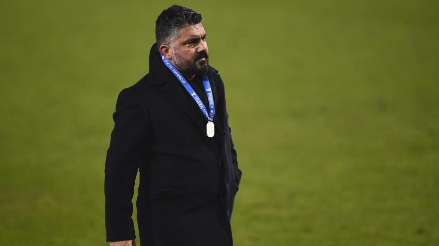 Экс-тренер «Наполи» Гаттузо возглавил «Фиорентину»