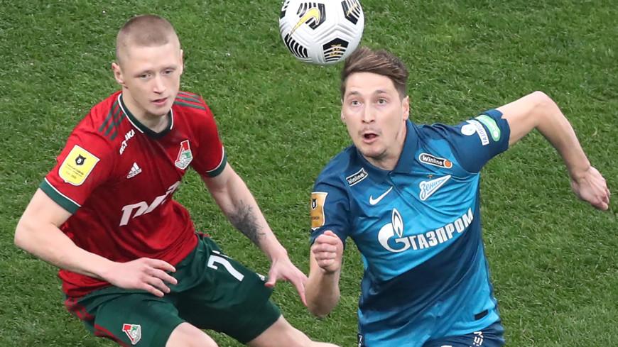 Полузащитник «Локомотива» Мухин перешел в ЦСКА
