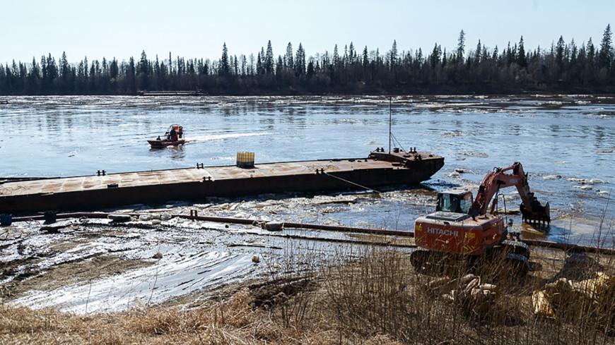 Экологическое бедствие в Коми: 90 тонн нефтепродуктов попало в почву и реку