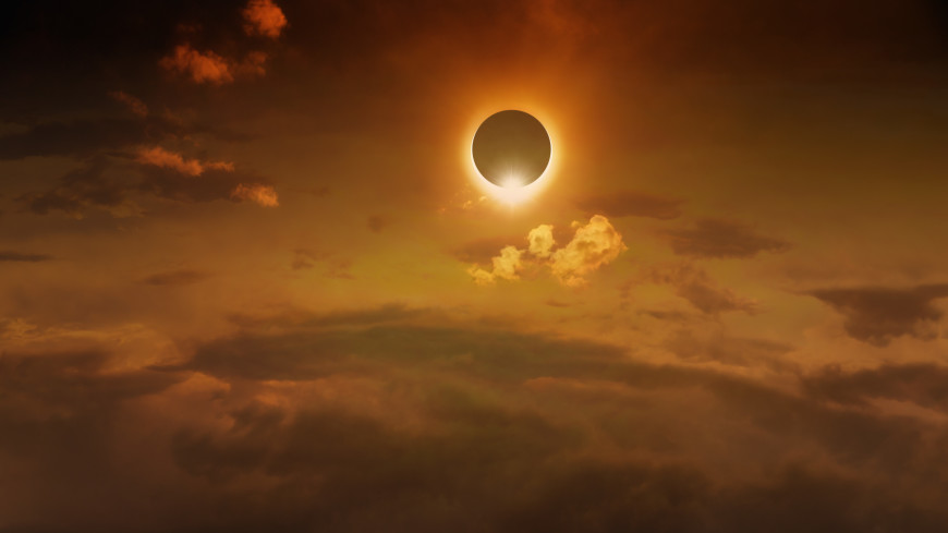 Жители России впервые за 50 лет смогут увидеть кольцеобразное затмение Солнца