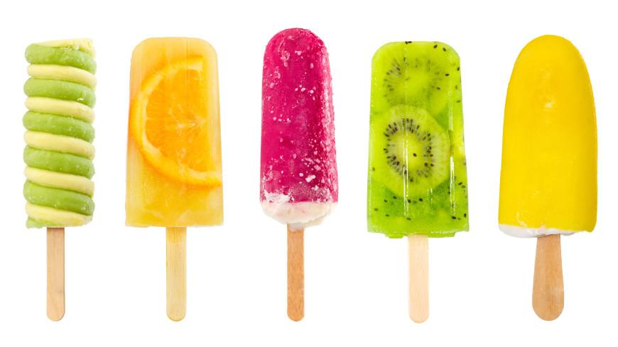 Диетолог: фруктовый лед полезнее пломбира