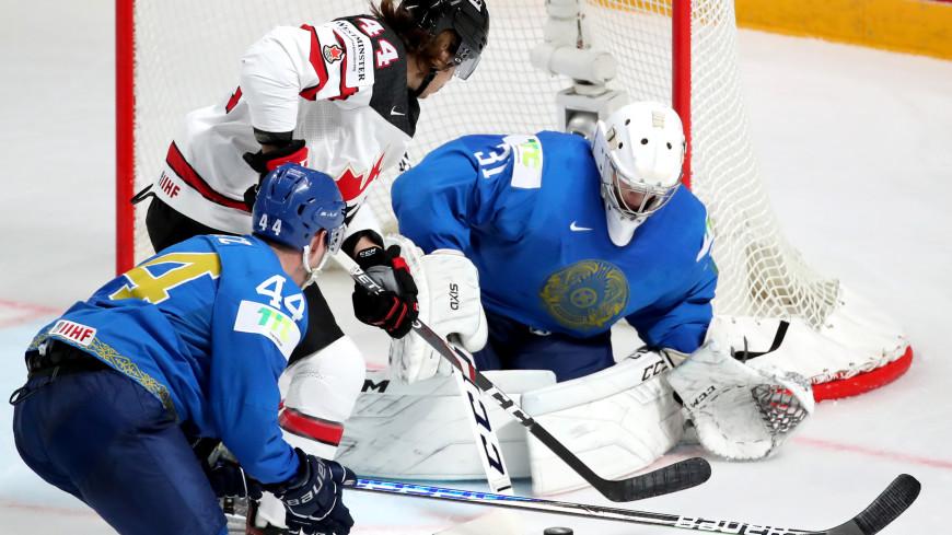 ЧМ по хоккею: Беларусь проиграла Дании, Канада обыграла Казахстан