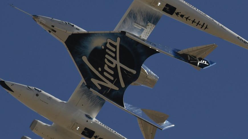 Virgin Galactic провела успешные пилотируемые испытания космолета