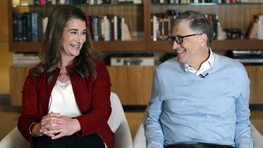 Конец служебного романа: супруги Гейтс разводятся после 27 лет брака