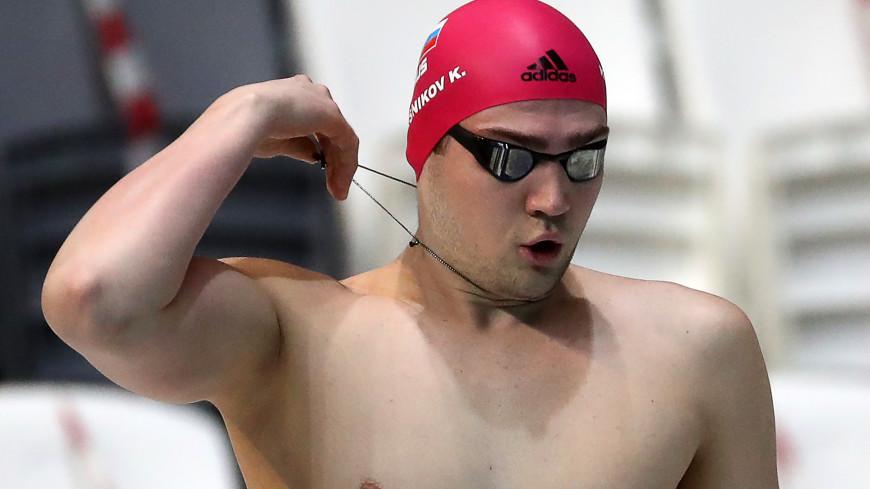 Россиянин установил мировой рекорд на чемпионате по водным видам спорта