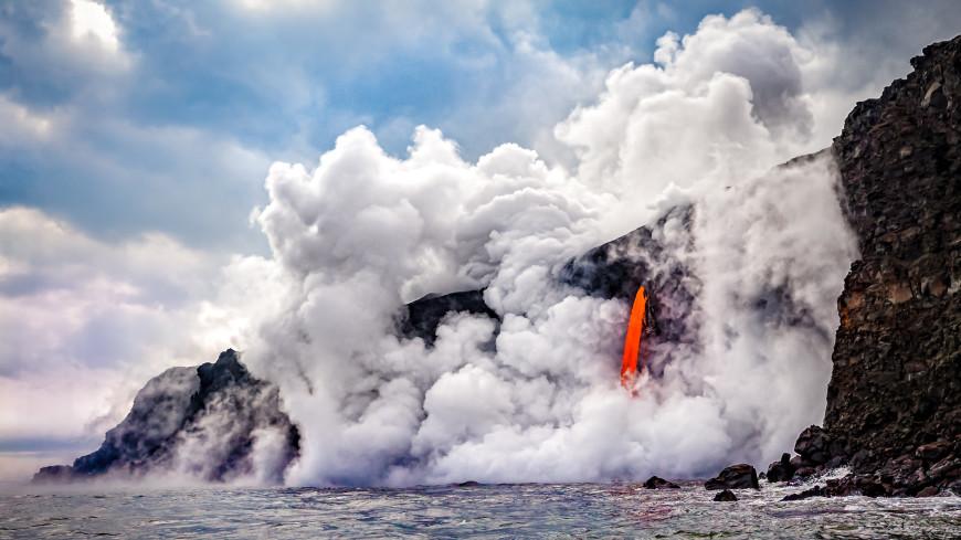 На Гавайях найден новый угрожающий человечеству вулкан