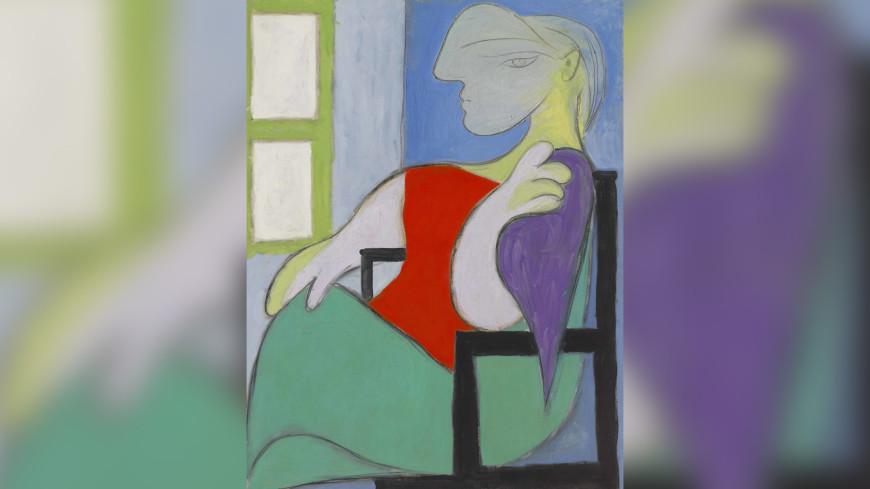 Картину Пикассо продали на аукционе в США за $103 млн