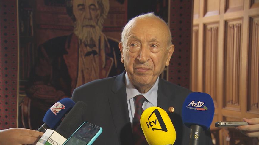Умер вице-президент Российской академии художеств Таир Салахов