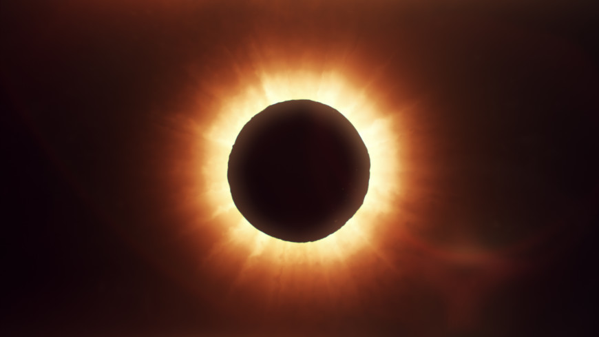 Москвичи увидят солнечное затмение 10 июня