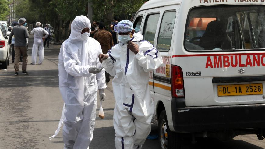 Съедает организм человека: Индию охватила эпидемия «черной плесени»