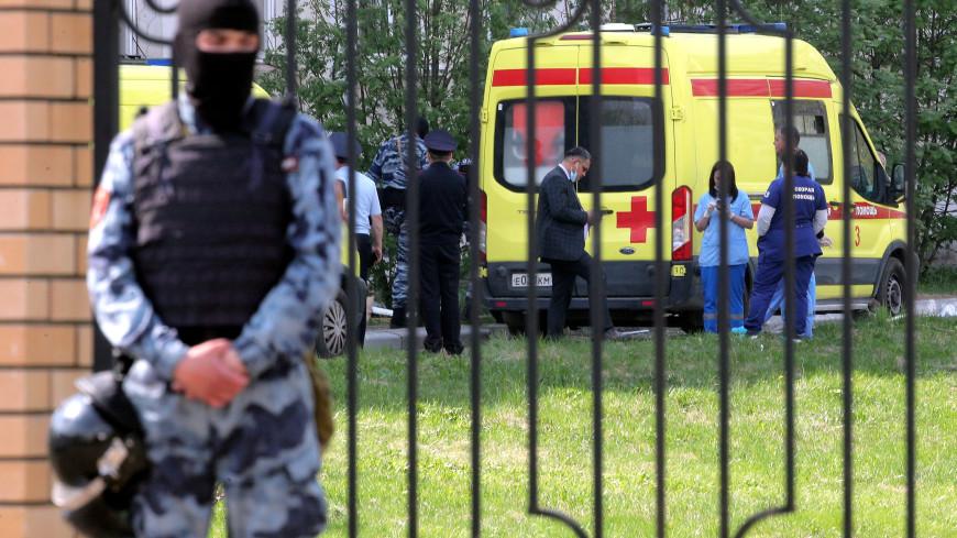 Устроивший стрельбу в казанской школе юноша не состоял на учете полиции
