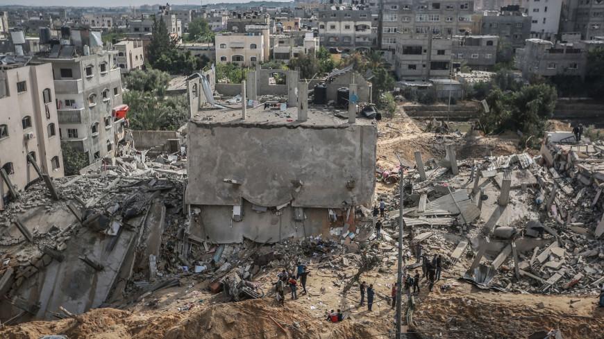 В результате обострения конфликта на Ближнем Востоке за сутки пострадали 349 человек