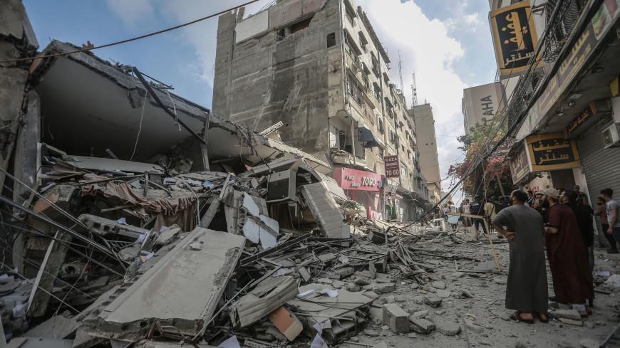 Более 500 жилых строений разрушено в секторе Газа в результате обстрелов со стороны Израиля