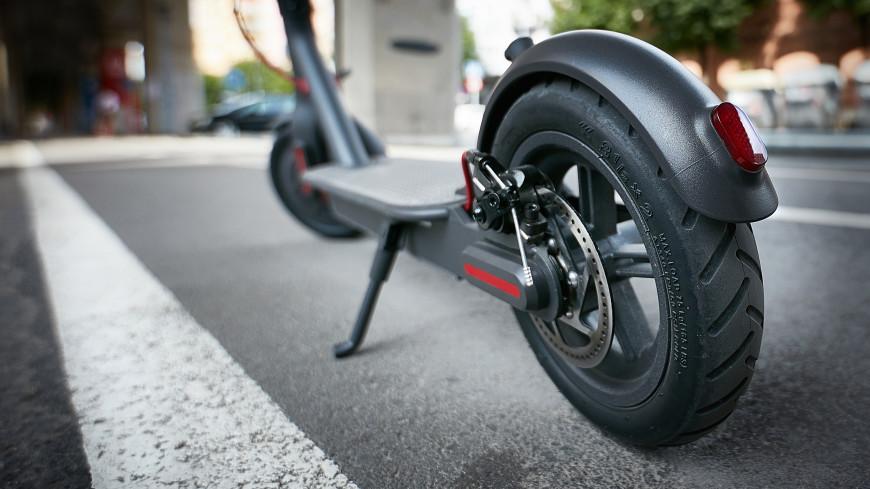 Электросамокаты займут отдельное место в Правилах дорожного движения