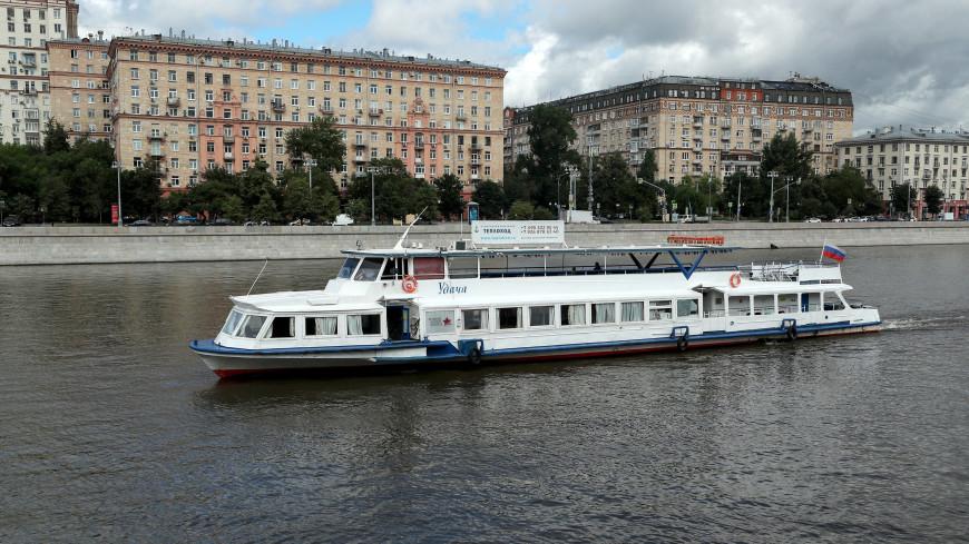 Собянин: Речные трамвайчики можно интегрировать в транспортную систему Москвы