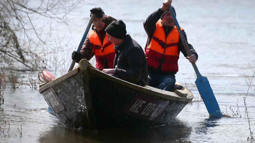 Из-за паводков в районе на юге Красноярского края введен режим ЧС
