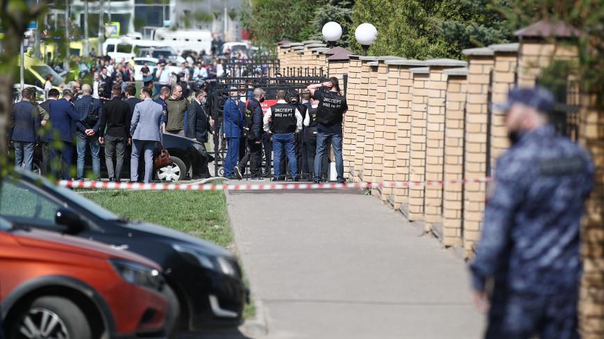 Песков: Путин выразил глубокие соболезнования родным погибших при стрельбе в Казани